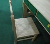 爱心城堡Y041-CR1-NR小方椅