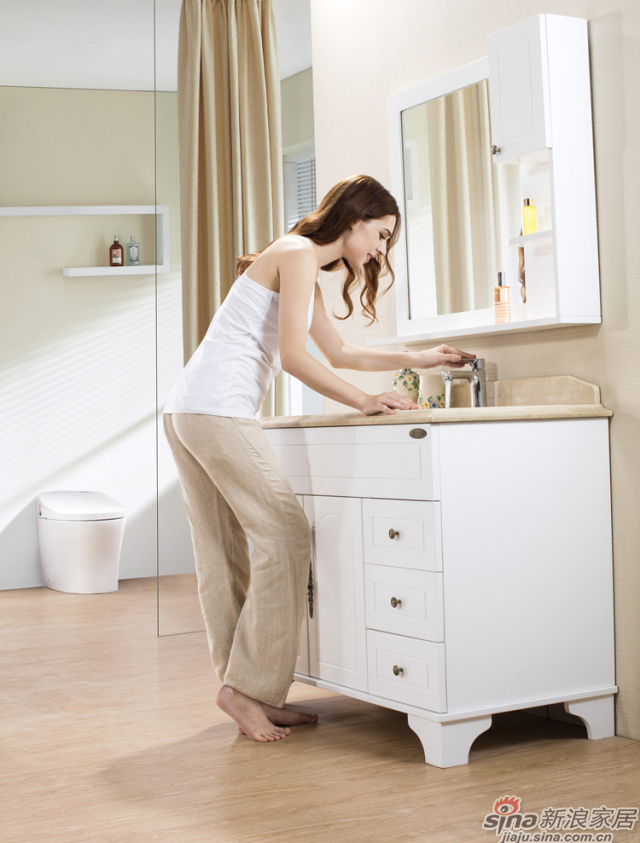 联塑浴室柜LG2515-1