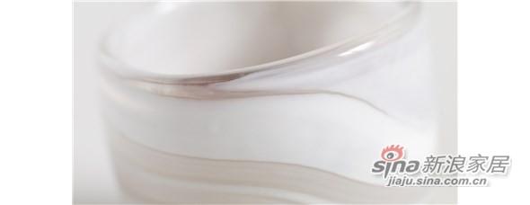 北欧风情Swirl茶烛台-3