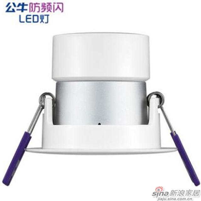 公牛LED射灯-1