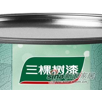 三棵树净味竹炭超耐洗面漆-3