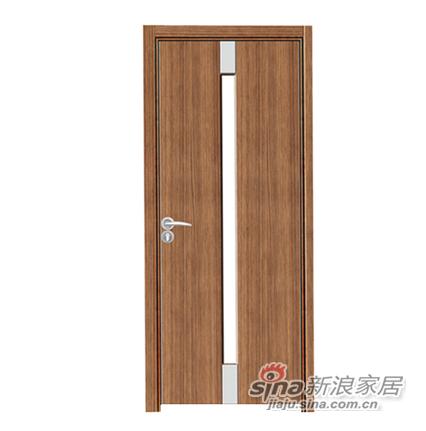 实木复合韩式免漆门ZYC-LO-1107
