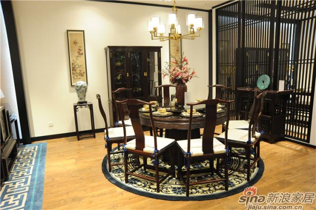 木韵·福禄圆餐台