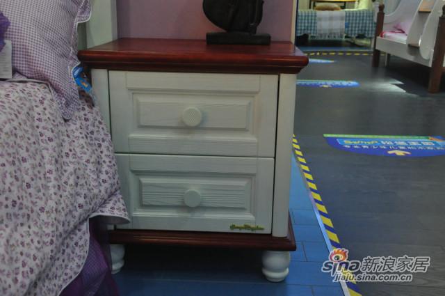 松堡王国床头柜-0