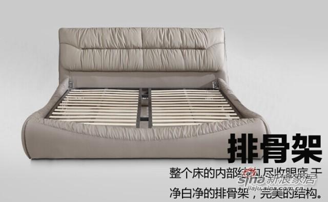 康耐登 1.8米双人床-4