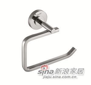 华艺卫浴D11060 纸巾架-0