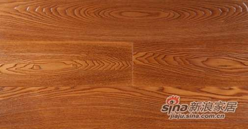 圣达地板本真实木系列―白蜡木莫斯科红场-0
