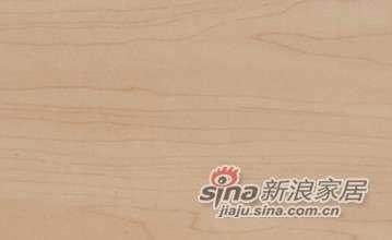 大卫地板中国红-锦绣红系列强化地板DW0004自然枫木-0