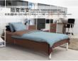 猫王家具钢木床