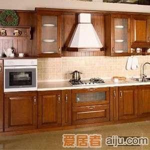 珊嘉橱柜实木面板塞维斯(不含台面)
