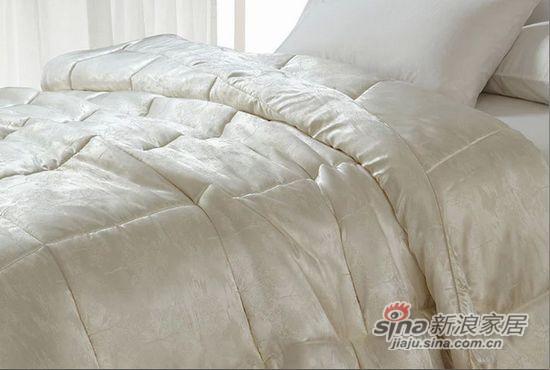 盛宇家纺精致牛奶纤维被芯-1