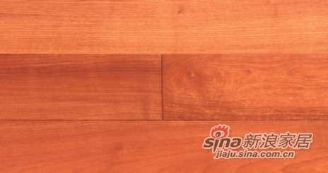 锦绣前程实木地板柚木色类―紫葳木-0