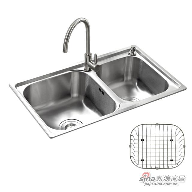 不锈钢水槽JN7241K