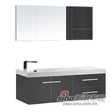 整体浴室柜组合套装-2