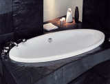 百德嘉卫浴嵌入式浴缸H853220