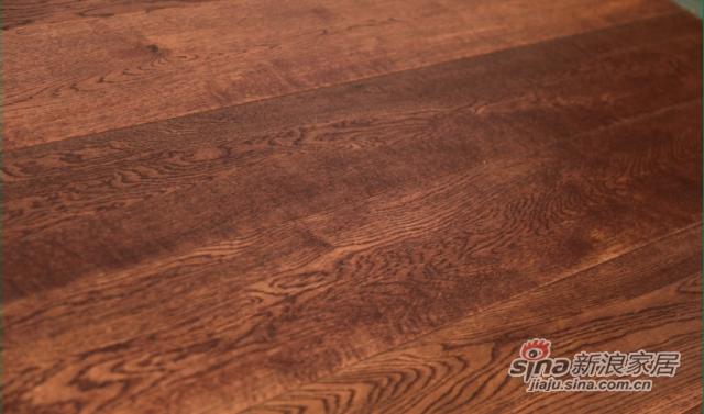 金桥地板三层实木复合地板无醛环保橡木地板锁扣幻彩晨曦-1