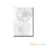 红蜘蛛瓷砖-墙砖(花片)-RW43016R4(300*450MM)