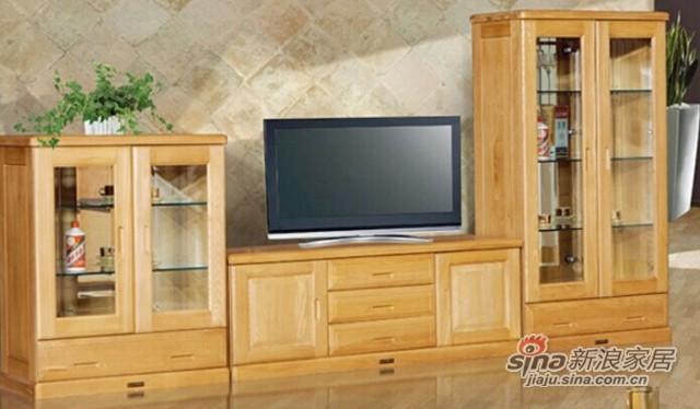 华丰YBRD1306B餐厅装饰柜-1
