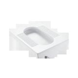 恒洁卫浴蹲便器H326D