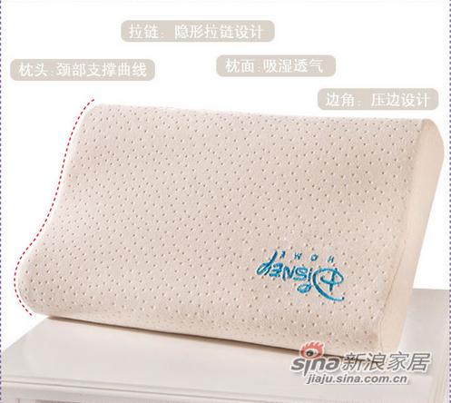 酷漫居记忆棉保健枕-2