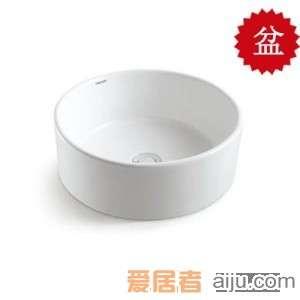 法恩莎艺术面盆FP4688 盆(405*405*180mm)1