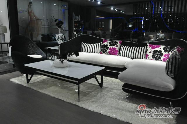 布兰卡沙发休闲位-1