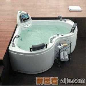 法恩莎按摩浴缸 FC005QG(1510*1510*830mm)1