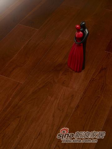 【永吉地板】实木复合平面——罗浮宫 柚木大板