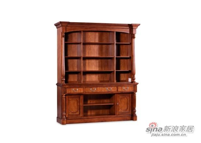 美克美家新传统书柜-1