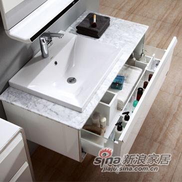 6014A 智能浴室柜-1
