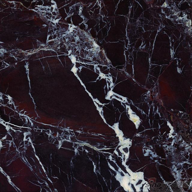 诺贝尔瓷抛砖紫罗红