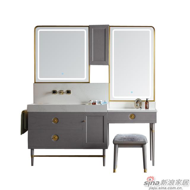 阿洛尼浴室柜-香颂A1646-1