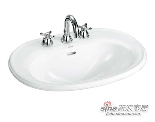 TOTO台上式洗脸盆LW892CFB-0