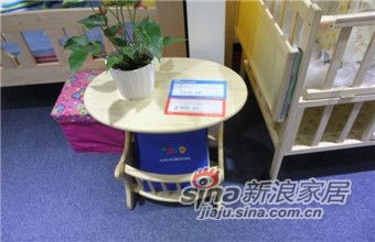 ABC实木儿童家具G017杂志架