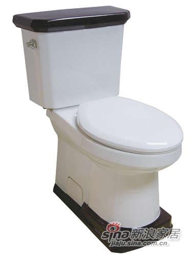 成霖高宝卫浴分体座厕-0