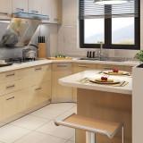 志邦橱柜实景厨房