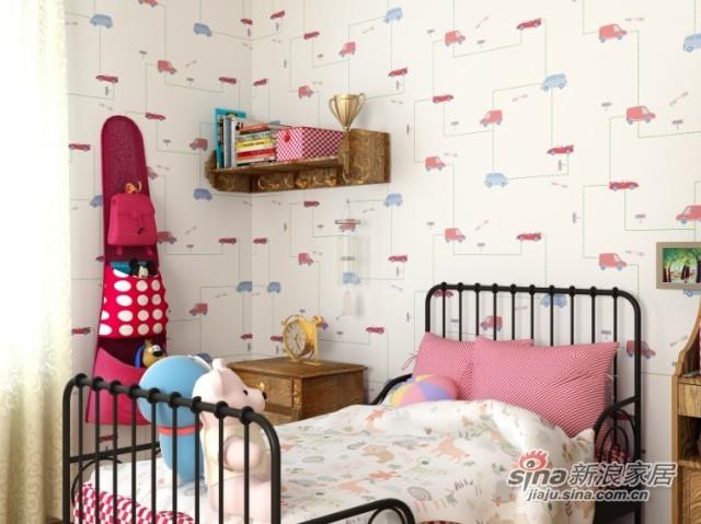 科翔壁纸绿野仙踪 Wonderland 877-7