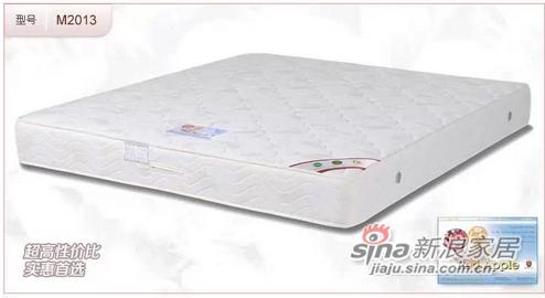 红苹果弹簧床垫-0