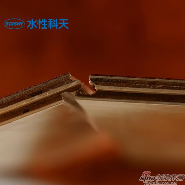 波尔多红酒桦木实木复合地板-4