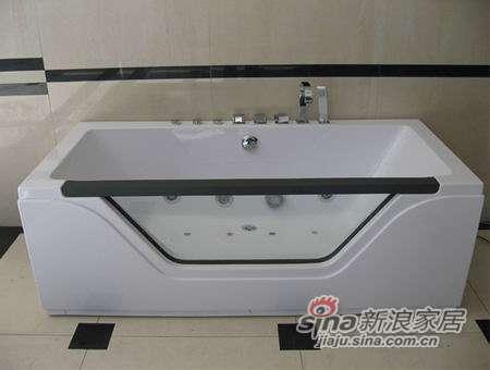 欧路莎按摩浴缸OLS-6082C-0