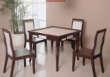 富之岛餐台紫檀系列N502