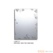 派尔沃铝框镜-M1105-MS111(600*450*140MM)