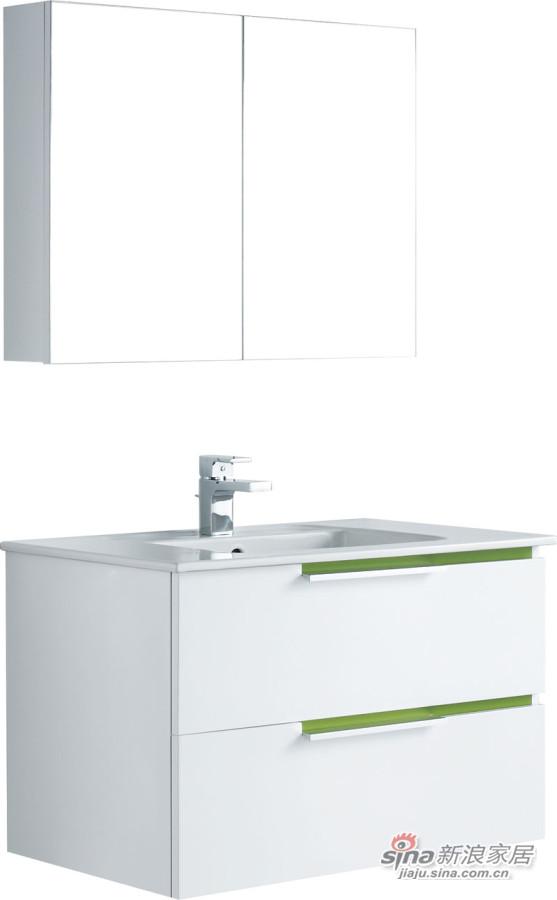 和成卫浴浴室柜组CA2017AT+L4672