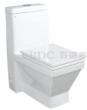 百德嘉陶瓷件连体座便器-H331114