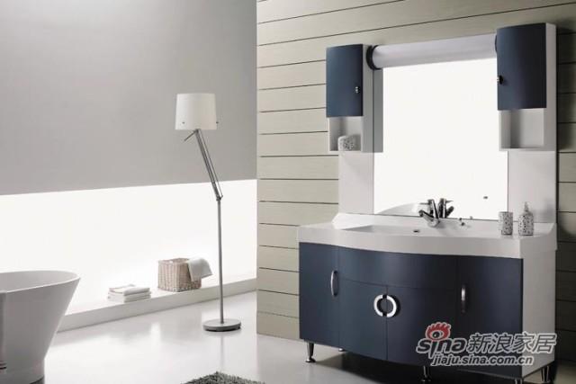 席玛简约时尚浴室柜