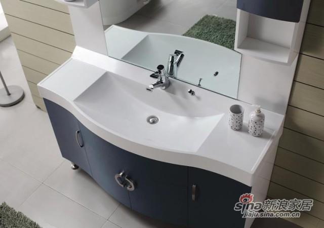 席玛简约时尚浴室柜-1