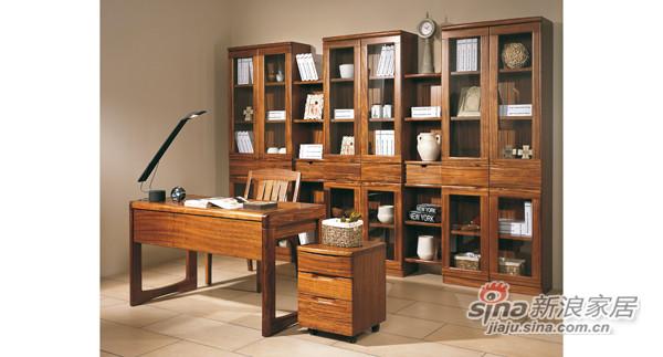 柏森L202书柜-0