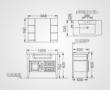 现代柜 HDFL155-04