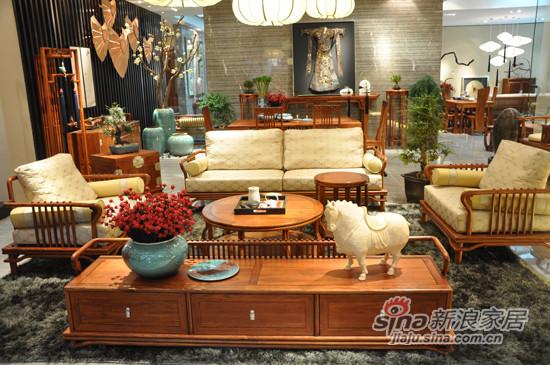 柏森大观系列 S1502沙发1+1+3-0