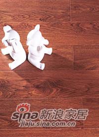 春天地板强化――七彩印象yx-6-0